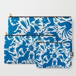 otomi blue Carry-All Pouch