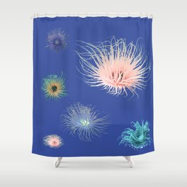 Anemones Shower Curtain