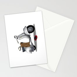Vespa GS & Casual Stuffs Stationery Cards