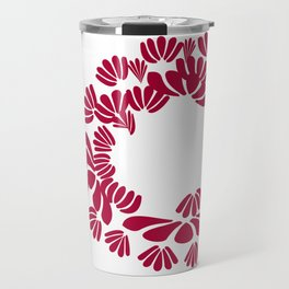 ANCESTRY RED: recognize your great legacy Travel Mug