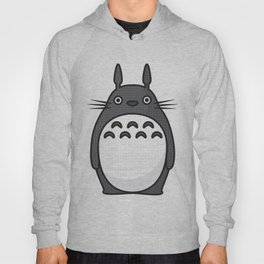 Totoro Pop Art - White Version Hoody