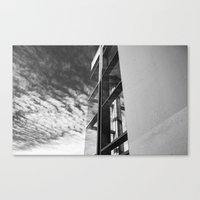 transparent Canvas Prints featuring Transparent  by Brad Nightingale