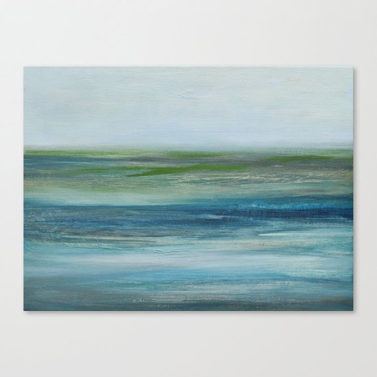saltmarsh Canvas Print
