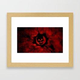 Gears Of War Work Art 002 Framed Art Print