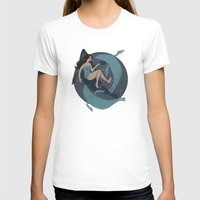 nautical T-shirts featuring nautical by Louise Hubbard