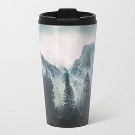 Cross Mountains Travel Mug