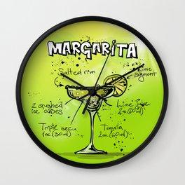 Margarita_002_by_JAMFoto Wall Clock