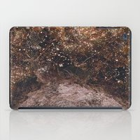 fireflies iPad Cases featuring Fireflies by Alexis Hilliard