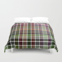Pink Roses in Anzures 5  Plaid 2 Duvet Cover