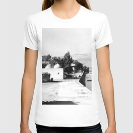 The lakefront at Galilee. Tiberias. 1945 T-shirt