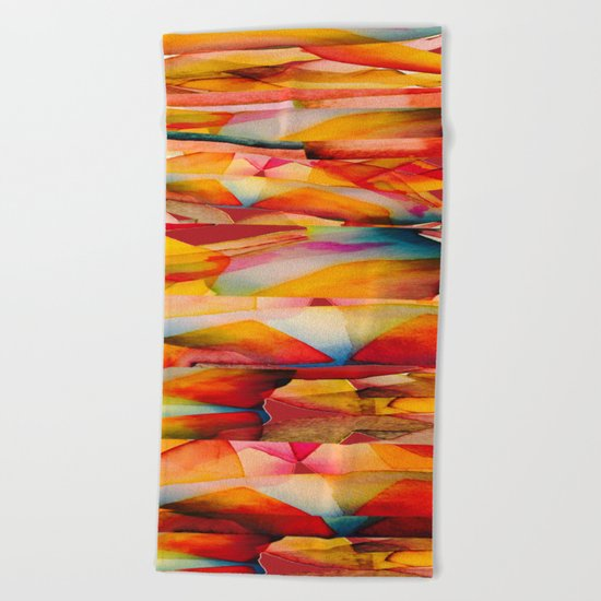 Vitral Beach Towel