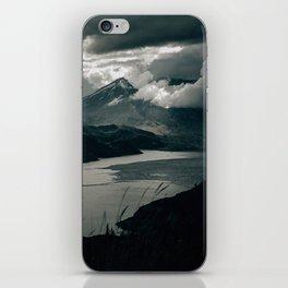 Moody Mount St. Helens iPhone Skin