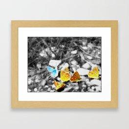 Un conte en morceaux [1] Framed Art Print