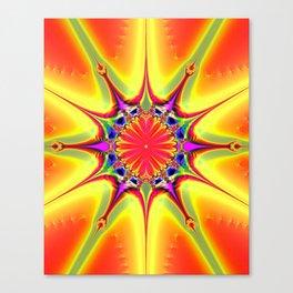 Tequila Sunrise Canvas Print