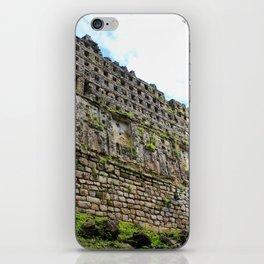 Ruins of Yaxchilan iPhone Skin