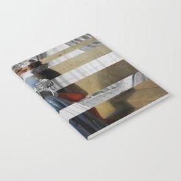 Hayez's The Kiss & Clark Gable and Vivien Leigh Notebook
