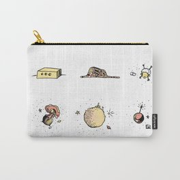 Little Prince Fox Carry-All Pouch