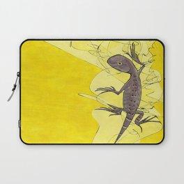 Frank the Lizard Laptop Sleeve