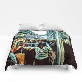 The Crush Comforters