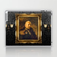 Bruce Willis - replaceface Laptop & iPad Skin