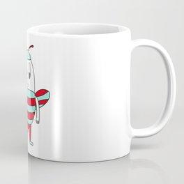 Bee Egg Coffee Mug