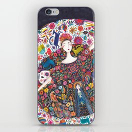 Imaginary journey – Mexico iPhone Skin