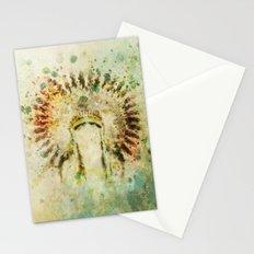 BOHO Headdress Stationery Cards