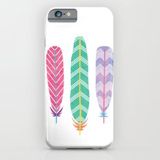 Feather Collage iPhone 6s Slim Case
