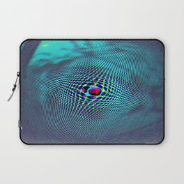 Chinese shadow and moon Laptop Sleeve