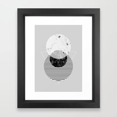Minimalism 9 Framed Art Print