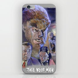 The Wolf Man (1941) iPhone Skin