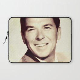Ronald Reagan Laptop Sleeve