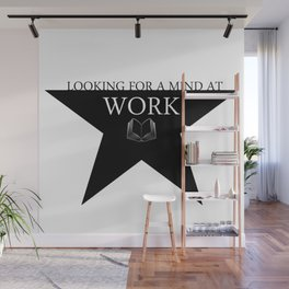 Hamilton: Work Wall Mural