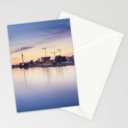 Berlin Sunset Stationery Cards