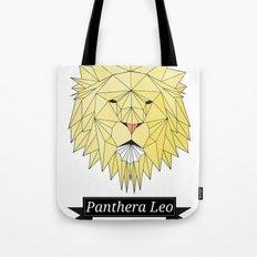 Panthera Leo Tote Bag