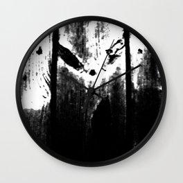 The Screaming tree Wall Clock