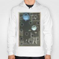 pills Hoodies featuring Human Pills by Naomi Vona