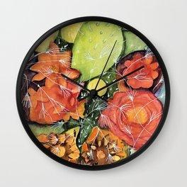 A Different Kind of Desert Wall Clock