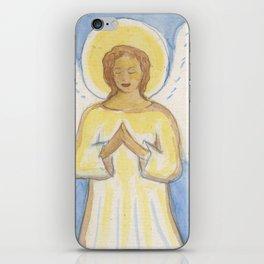 Praying Angel iPhone Skin