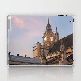 Big Ben over London Laptop & iPad Skin