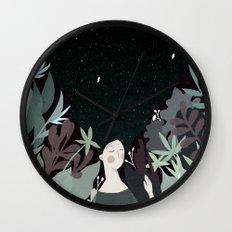 sleepiness Wall Clock