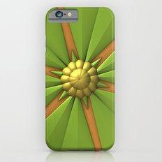 Not Quite Sun, Not Quite Flower Slim Case iPhone 6s