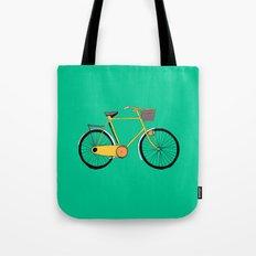 Bicycle II Tote Bag