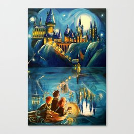 Magic at First Sight Canvas Print