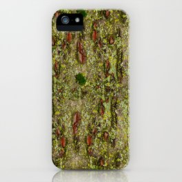 Japanese Cherry tree natura pattern iPhone Case