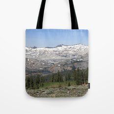 Pyramid Peak Tote Bag