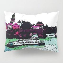 Praha CZ Pillow Sham