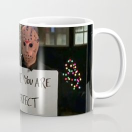 JASON VORHEES IN LOVE ACTUALLY Coffee Mug