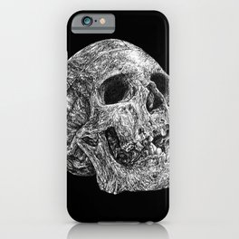 Cranium C BL iPhone Case