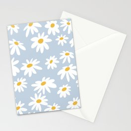 Lazy Daisies  Stationery Cards